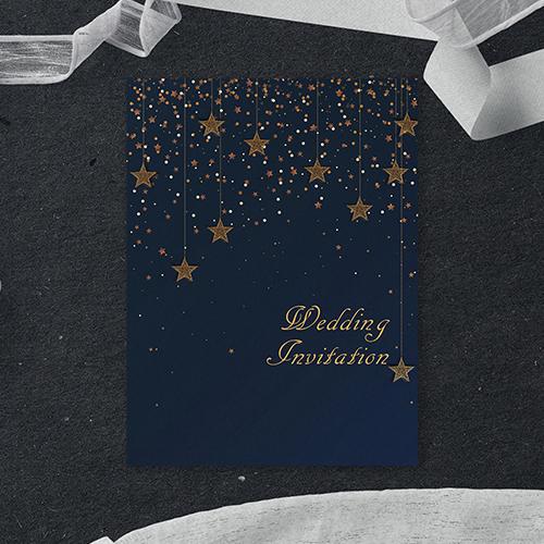 満天の星空 招待状のサムネイル